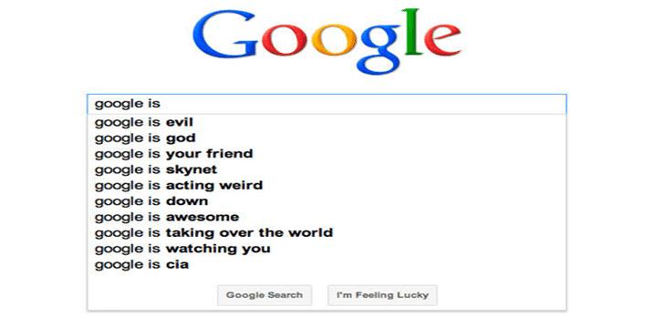 Google Auto Fill